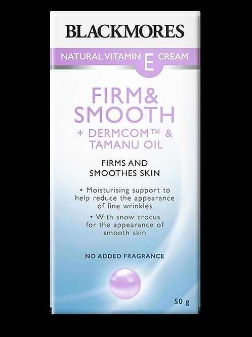 Natural Vitamin E Cream Firm & Smooth