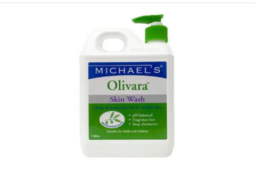 OLIVARA SKIN WASH 1L