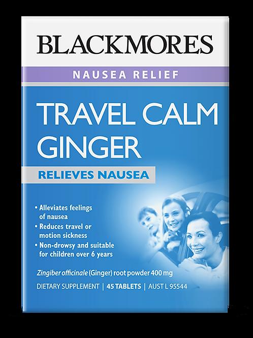 Travel Calm Ginger