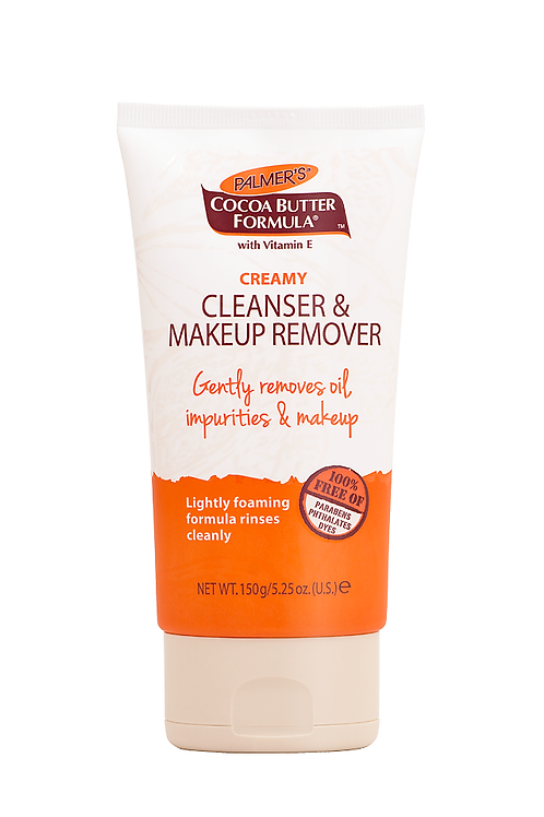 Creamy Cleanser & Makeup Remover