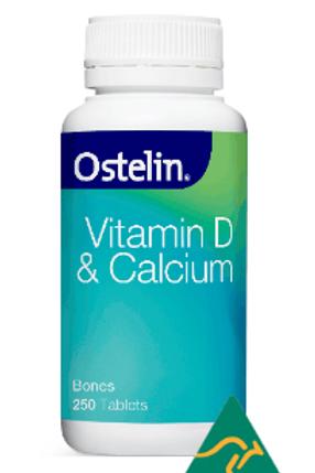Vitamin D & Calcium