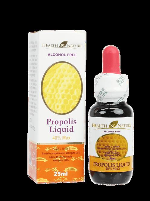 Propolis Liquid 40% Max