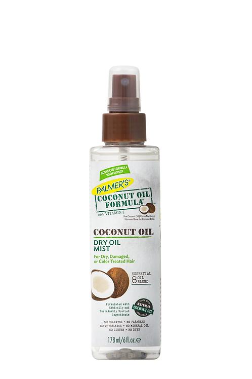 Coconut Oil Dry Oil Mist