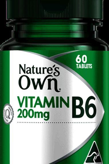 Vitamin B6 200mg