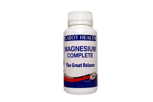 Magnesium Complete 200 Tablets