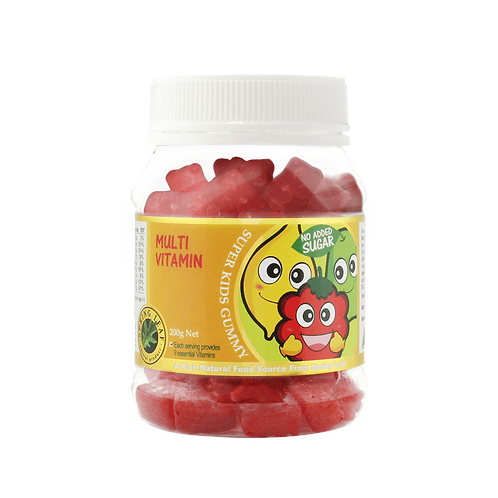 Super Kids Gummy – MultiVitamin