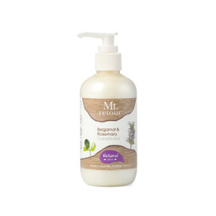 BERGAMOT & ROSEMARY CONDITIONER 250ML (MT14)