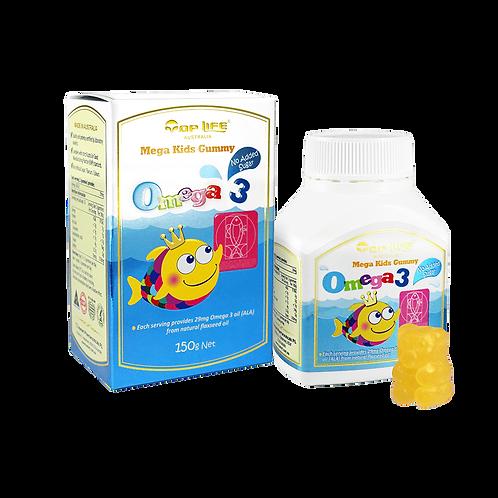 Mega Kids Gummy – Omega 3