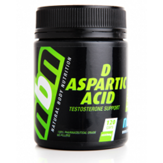 D Aspartic Acid - Test Booster