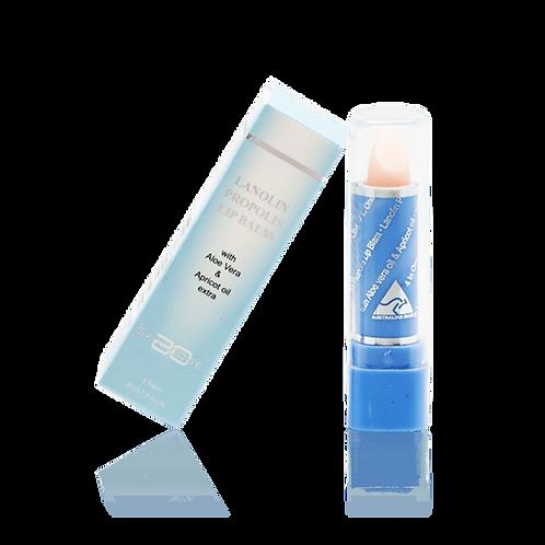 Lanolin Propolis Lip Balm with Aloe Vera and Apricot Oil Extra 3.5gm