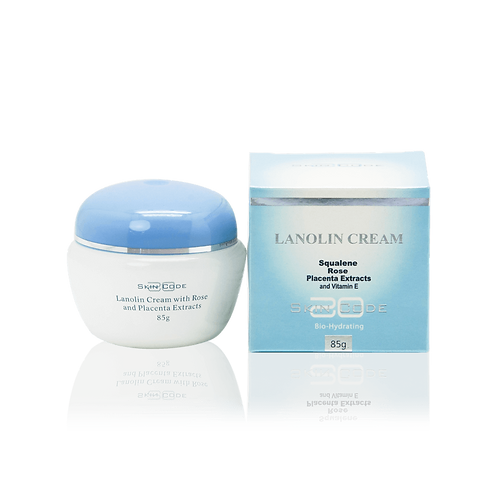 Lanolin Cream with Rose and Placenta Extracts 85g