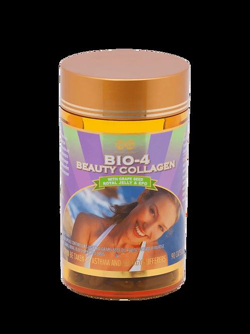 Bio-4 Beauty Collagen 90 Capsules