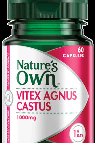 Vitex Agnus Castus 1000mg