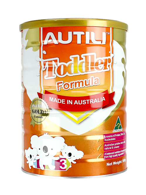 AUTILI GOLD+ Toddler Infant Formula Stage Three (1 – 3 years)
