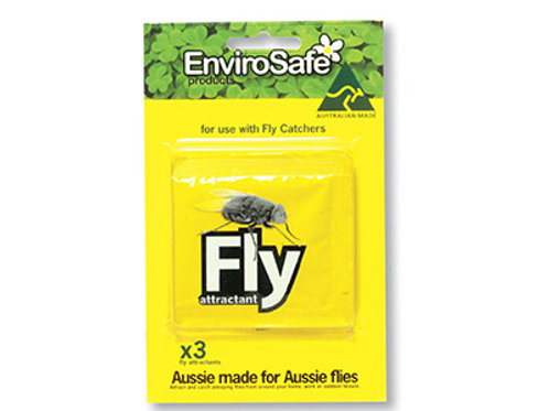 Fly Attractant 3 Pack