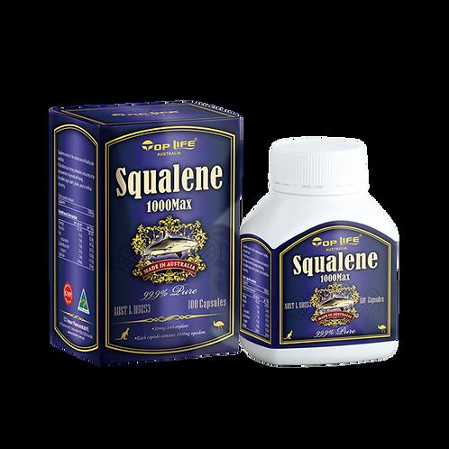Squalene 1000mg Max 99.9% Pure