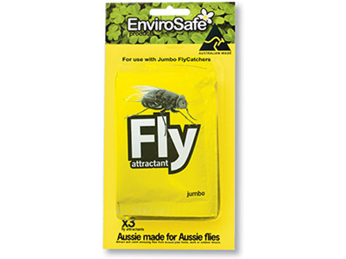 Jumbo Fly Trap Attractant 3 Pack