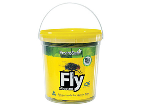 Fly Attractant Bulk Bucket of Baits