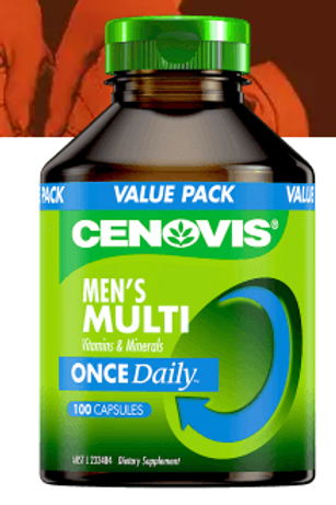 Cenovis Once Daily Men's Multi
