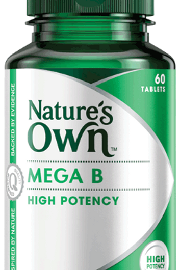 Mega B, High Potency