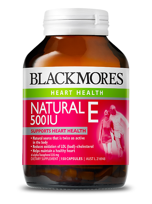 Natural E 500IU