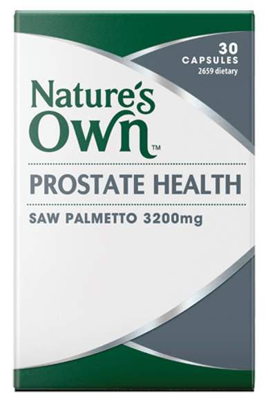 Prostate Health, Saw Palmetto 3200mg