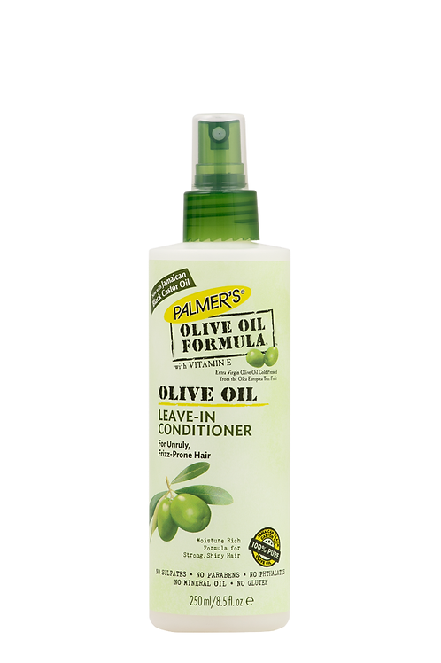 Olive Oil Strengthening Leave In Conditioner