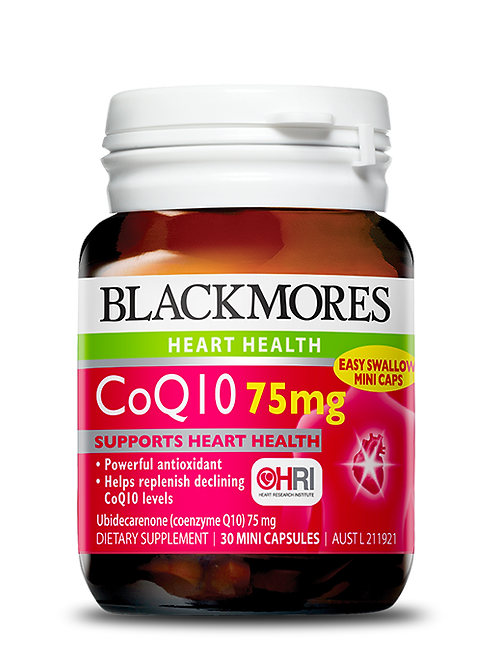 CoQ10 75 mg
