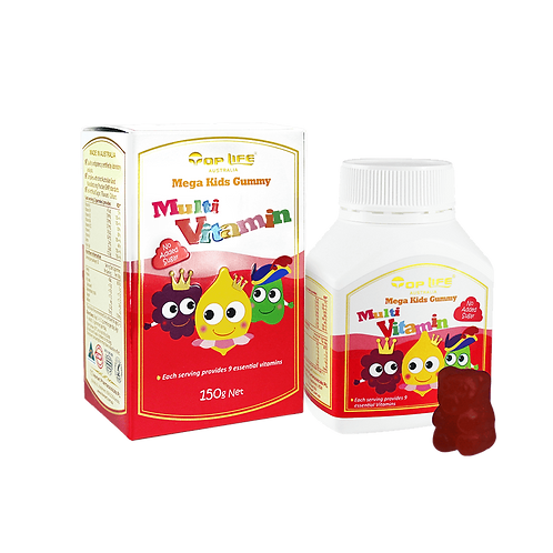 Mega Kids Gummy – Multi-Vitamin