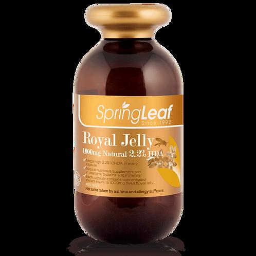 Royal Jelly 1000Max 2.2% HDA
