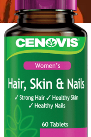 Cenovis Hair, Skin and Nails