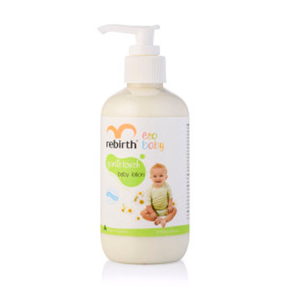 REBIRTH GENTLE TOUCH BABY LOTION (RB58) 250ML
