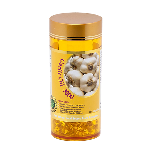 Garlic Oil 3000