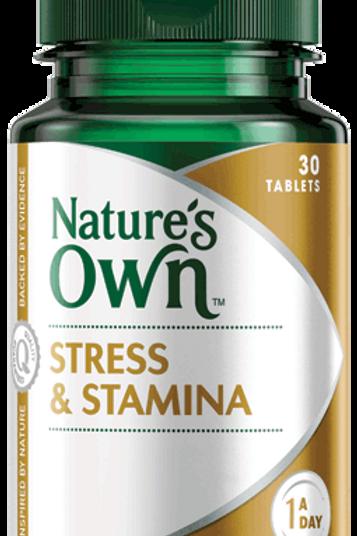 Stress And Stamina