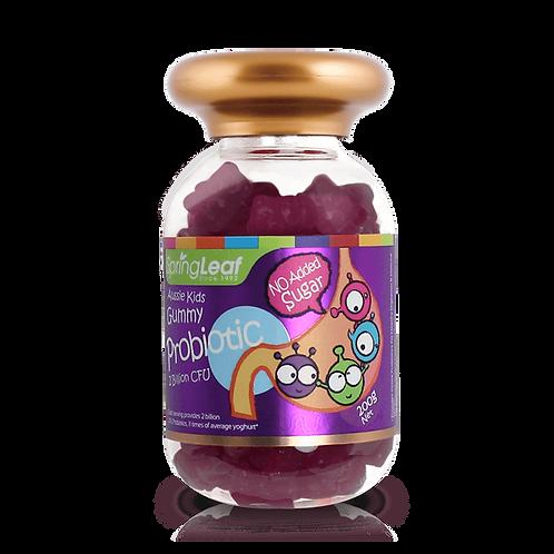 SpringLeaf – Probiotic (Great Digestion) Aussie Kids Gummy