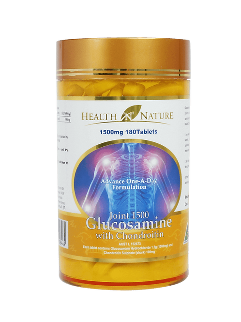 Joint 1500 Glucosamine with Chondroitin