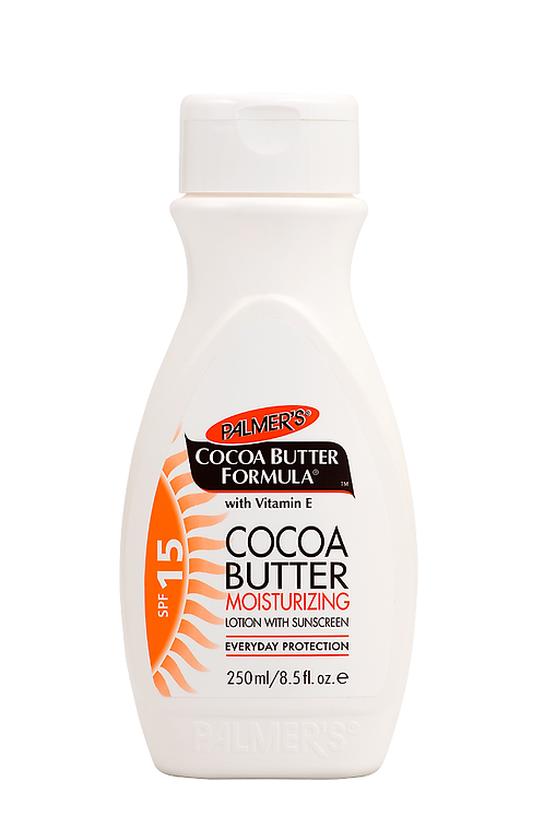 Moisturising Lotion with Sunscreen