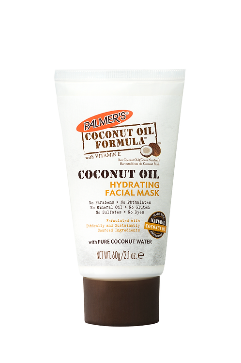 Coconut Oil Hydrating Facial Mask