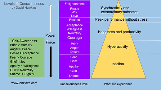 JZ Levels of Consciousness PPT Revised.0