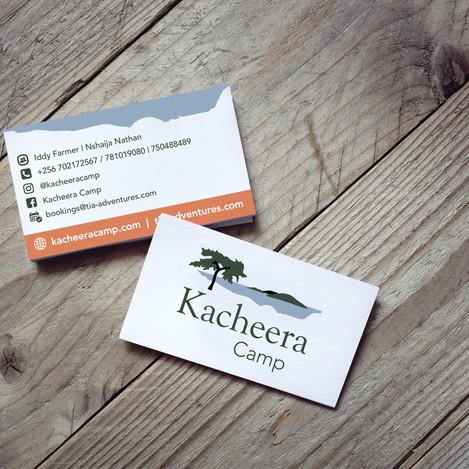 Kacheera Camp