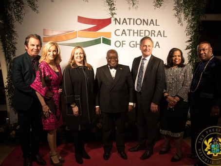 Fundraising campaign for the National Cathedral launched in the USA