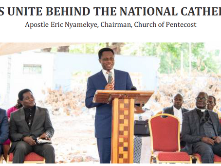 2nd National Cathedral Newsletter Released