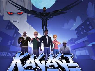 Animated Series KAGAGI premieres new trailer and artwork!!!
