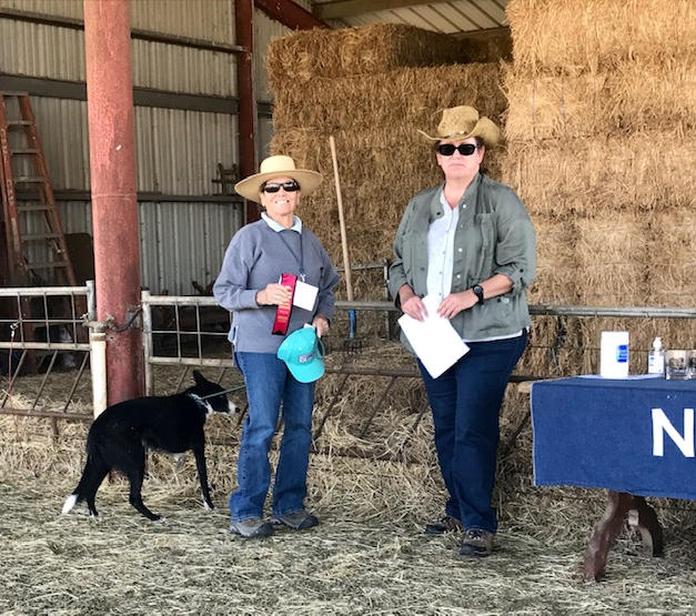 Sandra Milberg wins 2nd Place in the PN/Nursery trial