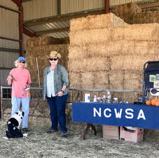 Candy Kennedy wins 1st Place in the PN/Nursery trial