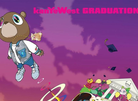"13 Years Ago Kanye West Released his album ""Graduation"""