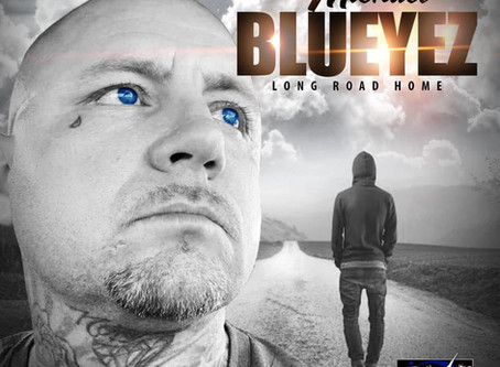 Michael Blueyez Releases an Inspiring Album Based on His Journey In Life