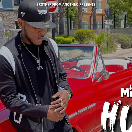 "California Rap Artist Ice Meez Stuns Fans With New Single ""Huh"""