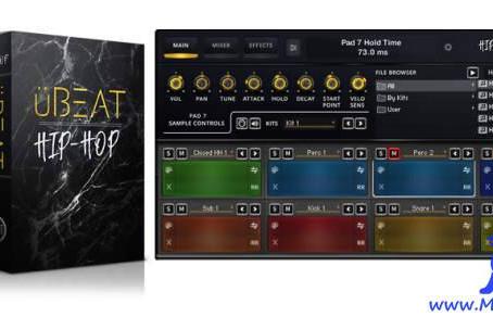 uBEAT Releases Hip Hop KONTAKT Kit for Producers