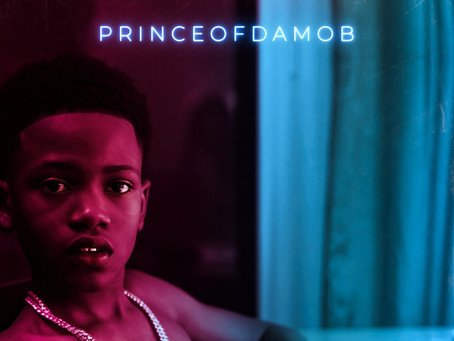 """Raw and Moving Hip Hop Tribute: PrinceofDaMob Amazes with New Single """"LETTER 2 MY FATHER"""" - #HHOE"""